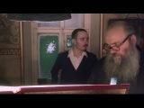 Иеродиакон Герман (Рябцев) и хор Валаамского подворья в Москве - Тропарь и кондак Рождеству Христову